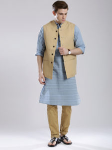 Kurta and Jacket