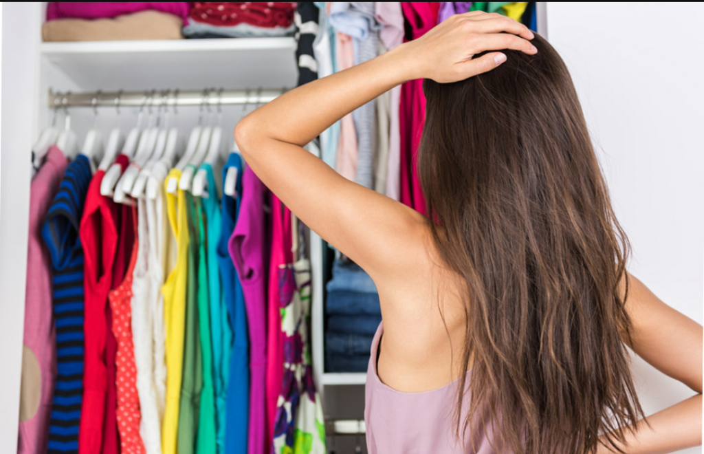 Styling your Closet