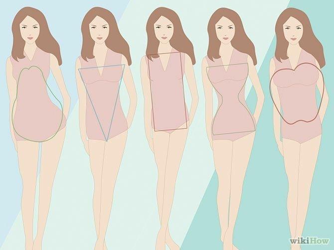 Body shape types