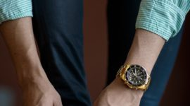 The 5 Most Fashionable Watches for Men
