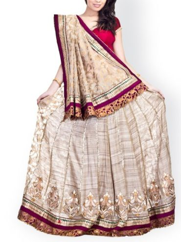 How to Buy the Perfect Lehenga Saree