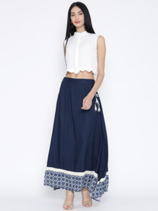 Indo Western Skirt