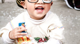 Cool and Trendy Kids' Sunglasses for Your Little One