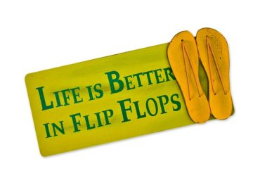 How to Choose Your Flip-Flops