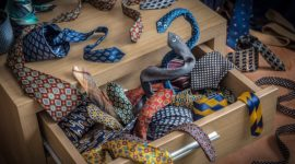 Seven Different Ways to Style Ties