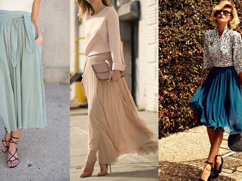 How to Style Skirt in Trendy Ways